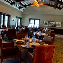 Stories Fine Dining Establishment at Hyatt Regency Lost Pines