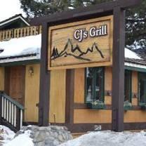 CJ's Grill