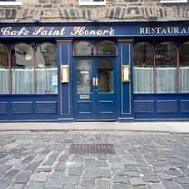 Café St Honoré