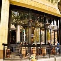 de Vere's Irish Pub - Sacramento