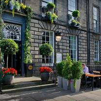 The Dining Room at The Society - Edinburgh, | OpenTable