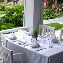 The Summer House Restaurant