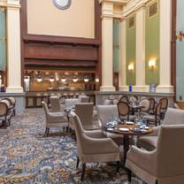 The Battle House Renaissance Mobile Hotel & Spa - The Trellis Room