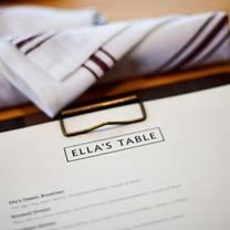 Ella's Restaurant