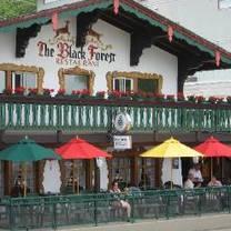 The Black Forest Restaurant
