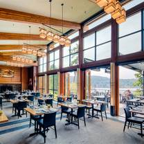 The Dining Room at Brentwood Bay Resort and Spa
