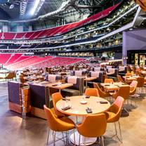 Molly b 39 s at mercedes benz stadium atlanta ga opentable for Hotels close to mercedes benz stadium atlanta ga