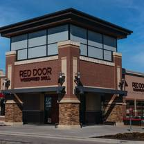 Red Door Woodfired Grill   Overland Park