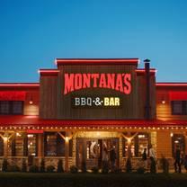 Montana's BBQ & Bar - Prince George