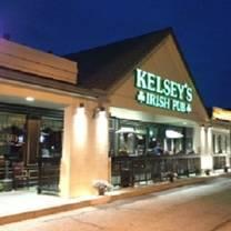 Kelsey's Restaurant, Irish Pub, Banquet Room