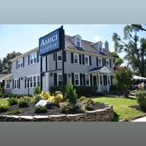 Amici ristorante cherry hill restaurante cherry hill for Amici italian cuisine boston ma