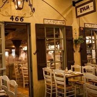 Osteria Tulia Restaurant Naples Fl Opentable