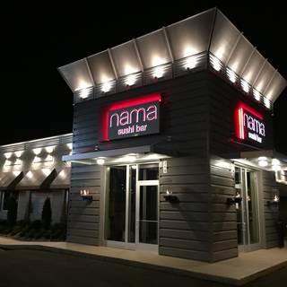 Nama Sushi Bar Cedar Bluff