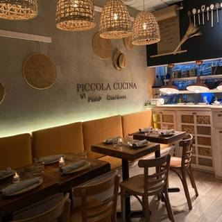 Piccola Cucina Osteria Spring St Reservations In New York Ny