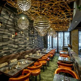 Image result for city perch bethesda md interior