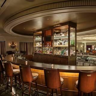 Gin Parlour Intercontinental New York Barclay
