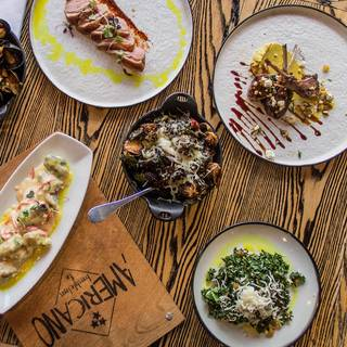 53 Restaurants Available Nearby Americano Freestyle Tapas Bar
