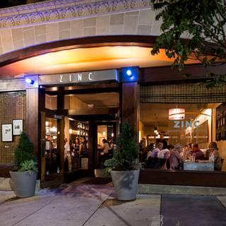 Zinc New Haven Restaurant New Haven Ct Opentable