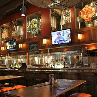 Rock Bottom Brewery Restaurant Minneapolis