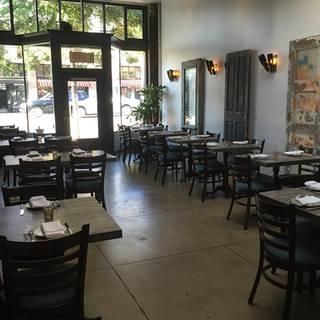 Bacchus Kitchen Restaurant Pasadena Ca Opentable