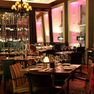 The Grill Room at the Square - Glasgow, | OpenTable