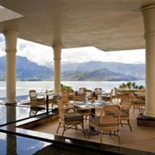 Makana Terrace St Regis Hawaii Restaurant Princeville