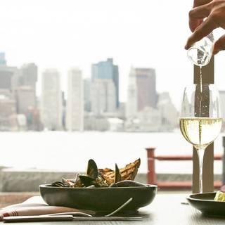 Harborside Grill At Hyatt Boston Harbor Restaurant Ma Opentable