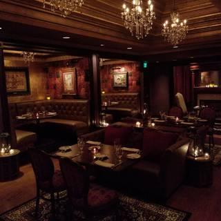 Foundation Room House Of Blues Houston