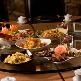 Joy Asian Cuisine Fantasy Springs Resort