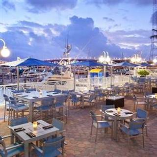 Catch Bar Grill Marriott Biscayne Bay Miami Restaurant Fl Opentable