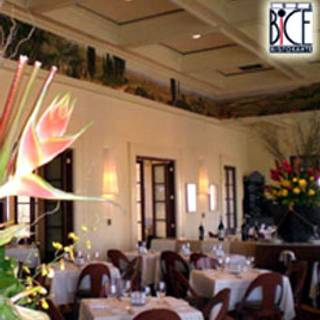 Bice At The Loews Portofino Bay Hotel Reservations In Orlando Fl Opentable