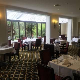 The Garden Restaurant At Mollington Banastre Hotel Spa